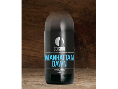 Coisbo Manhattan Dawn - IPA 33 cl 24 stk
