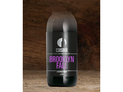 Coisbo Brooklyn Fall 33 cl 24 stk.