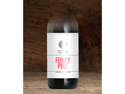 Coisbo Funky PinkPomerateCider 33cl 24st