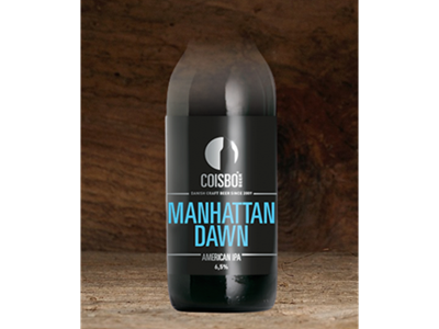 Coisbo Manhattan Dawn 50 cl. 15 stk.