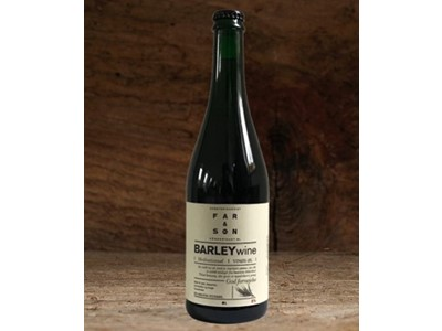 Far & Søn Barley Wine, 12 stk. 75 cl.